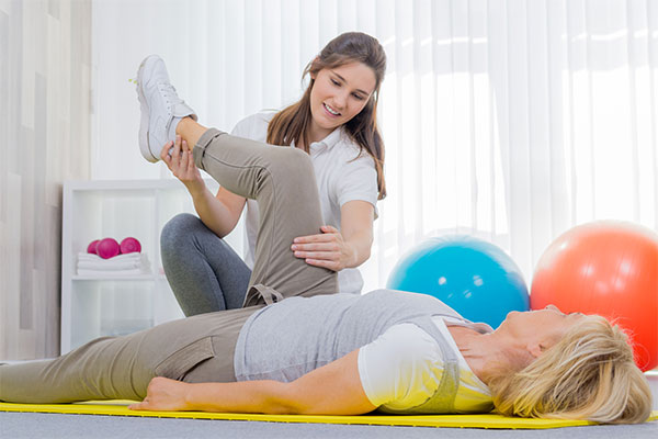 Senior physiotherapy