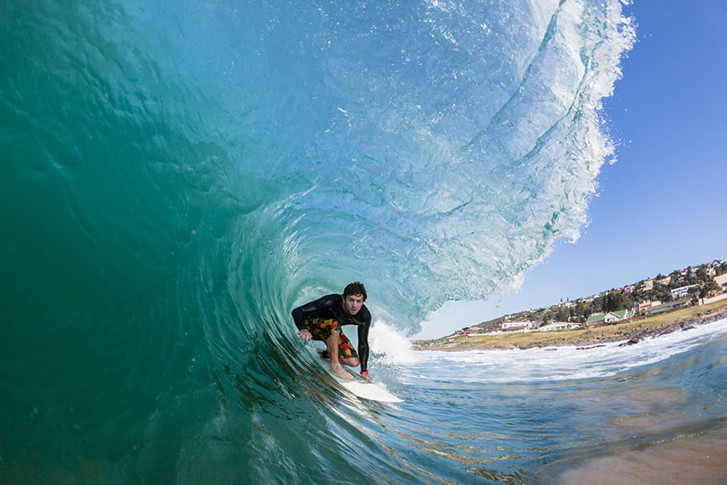 the big wave book report