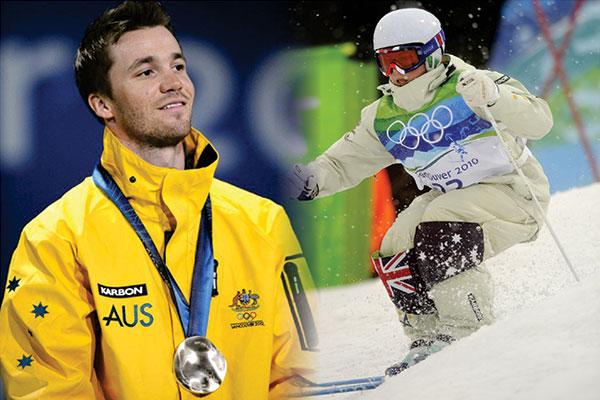Winter Olympics skiing