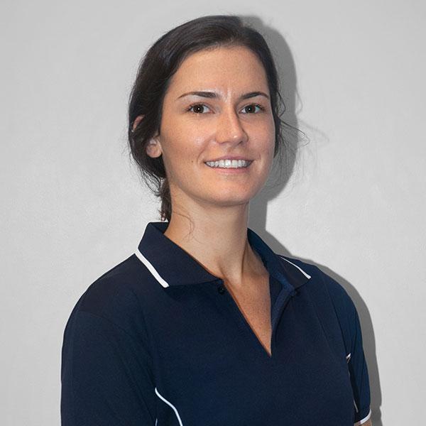 Pilates instructor Elysia Klaes